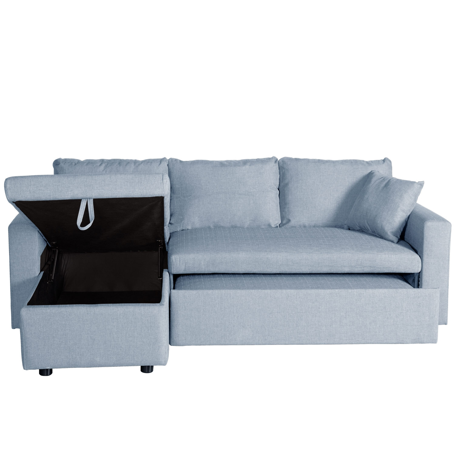 Compra online sof cama chaise longue adara barato 490 00 for Chaise longue online