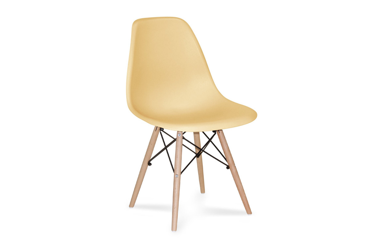CHAISE TOWER WOOD VANILLE