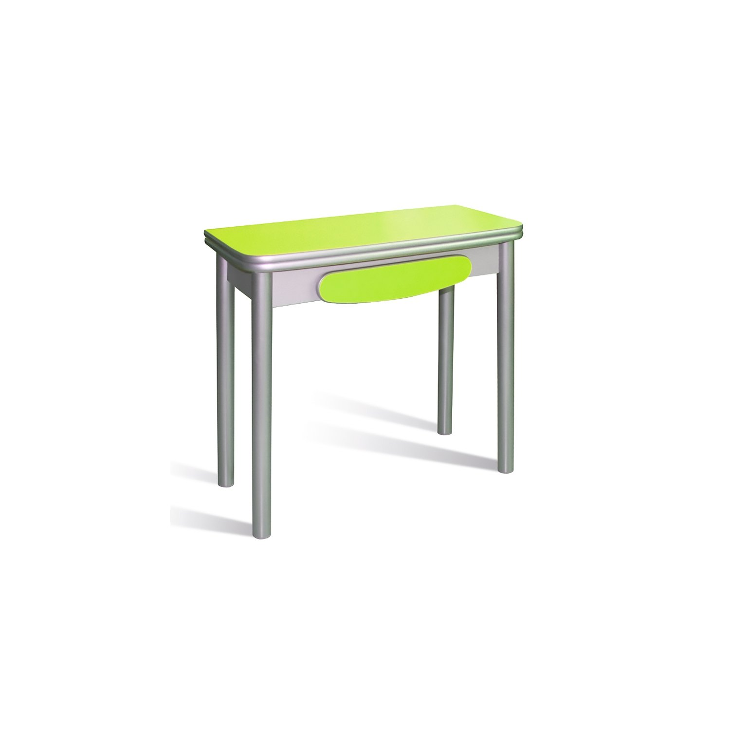 Table de cuisine pop moderne for Table de cuisine moderne